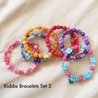 Kiddie Bracelets Set 2