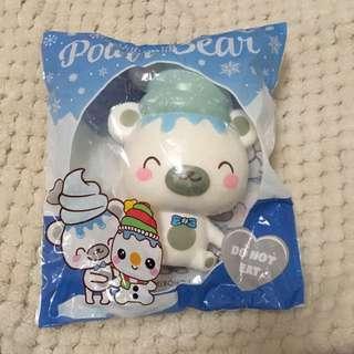 Yummybear Polar Bear