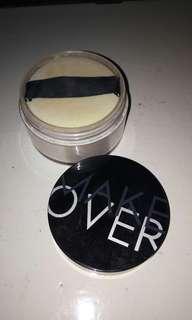 Loose powder Make Over