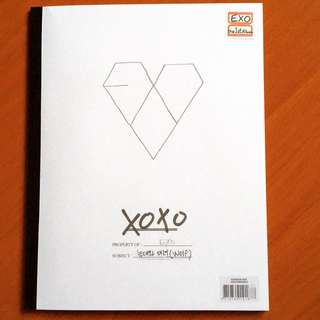 🚚 🌟EXO 第一張正規 XOXO台壓版