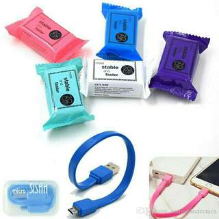 Candy Usb Cable