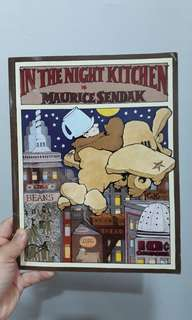 A must-have classic: In the night kitchen