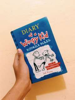DAIRY OF A WIMPY KID (RODRICK RULES)