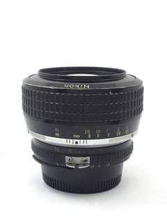Nikon Noct 58mm F1.2 AIS