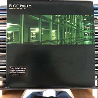 Bloc Party - Hunting for Witches Vinyl 7""