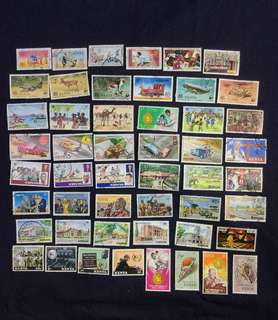 Kenya 50 Different Commemoratives