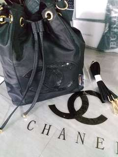Chanel Bucket Bag 🌷Chanel vip gift bag