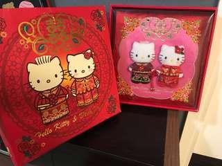 Hello Kitty 結婚相簿