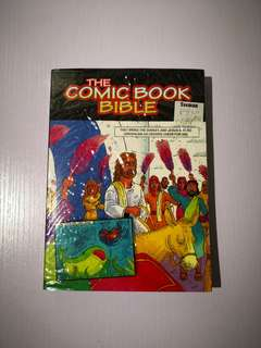 Bible comic book