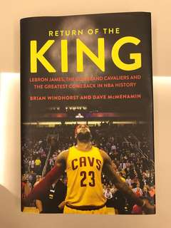 Return of the KING - Lebron James
