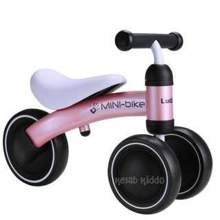 Luddy Minibike 1.0 - Pink