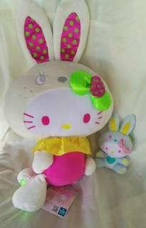 💯Original Sanrio Hello Kitty Bunny set sale