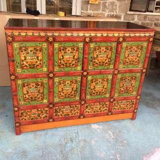 Tibet side cabinet