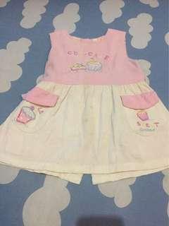 baju bayi cupcake