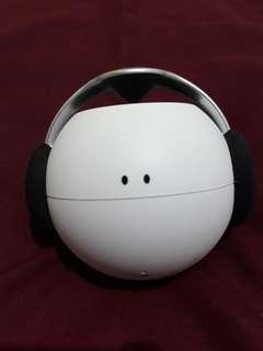 Speaker YOYO warna putih
