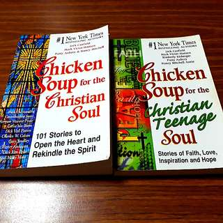 2 for $10: Chicken Soup for the Christian Soul, Chicken Soup for the Christian Teenage Soul