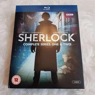 Sherlock Complete Season 1 & 2