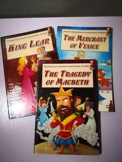 Shakespeare's stories for children