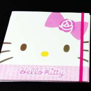 Kitty週計劃本
