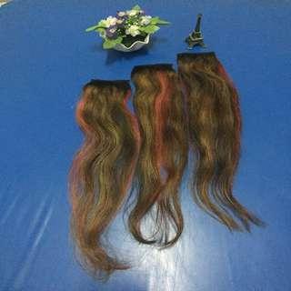 Hair Extension Real Human Hair