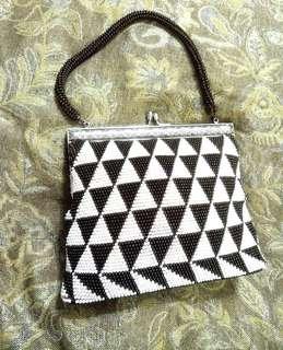 ✨古董縫珠晚宴手提包✨