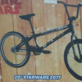 BMX Bike Star Wars Theme All Ages Brand New Free Shipping