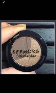 Brand New Sephora Wanna Bet? #16 Eyeshadow