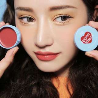 🚚 [Pre-order] 3CE X MAISON KITSUNE Lip Balm