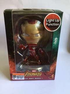 Hot Toys Cosbaby Iron man (Infinity War)