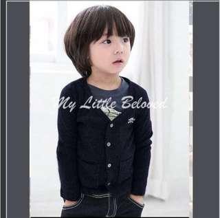 Boy cardigan