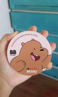 We Bare Bears BB Cushion