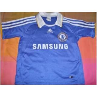 Addidas - Chelsea Player kit - with climacool ventilation