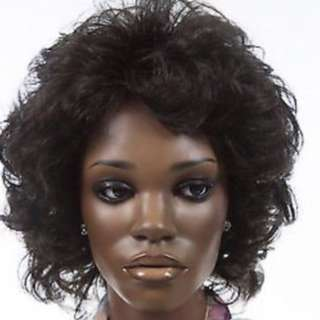 Jon Renau Black Wavy Curly Wig