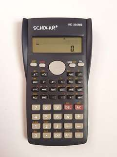 SCHOLAR Scientific Calculator USED