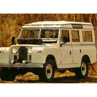 Land Rover Defender 110 Diesel Manual