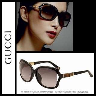 Gucci GG3685s bamboo temple sunglasses 太陽眼鏡