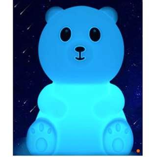 [PO] Bear LED Night Lamp