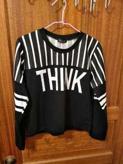 🚚 THINK短版衣服