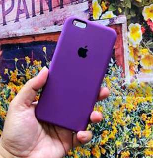 Apple Silicone Case for Iphone 7/8plus