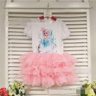 Frozen Dress130