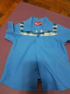 USED Branded Polo