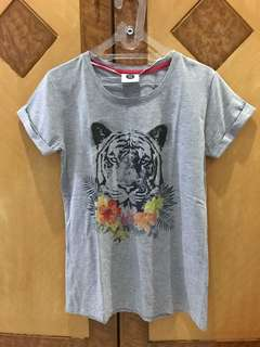 Cotton on grey top