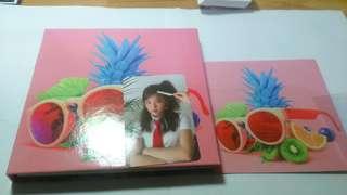 🚚 Red velvet red flavor Seulgi小卡