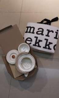 Marimekko Oiva Teapot