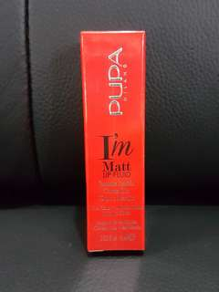 PUPA Matte Liquid Lip Fluid Colour No. 72