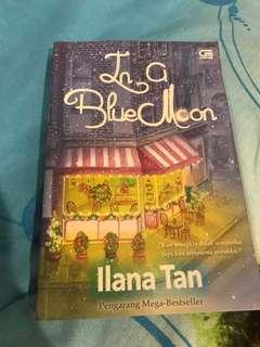 "NEGO - NOVEL ILANA TAN ""IN A BLUE MOON"""
