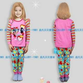 Pyjamas 2 3 5 yr