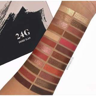 Morphe 24G Grand Glam Eyeshadow