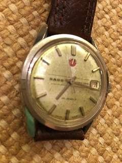 Vintage Rado Men's watch
