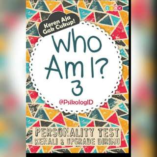 Ebook Who Am I? 3